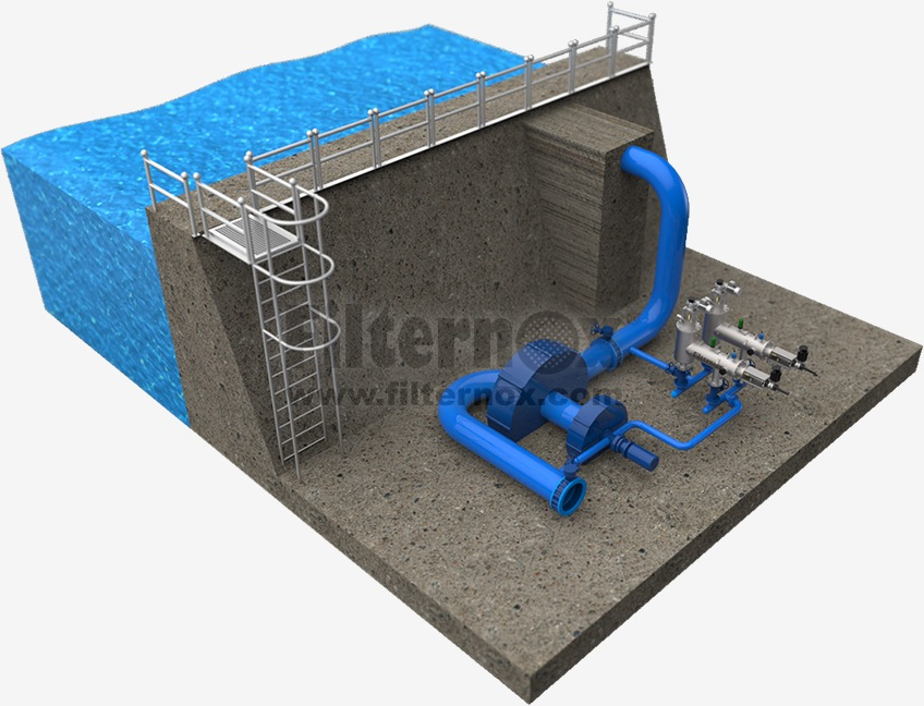 Power generation water treatment