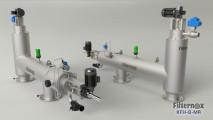 kfh-b-mr endüstriyel su filtresi