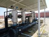 Irrigation filtration