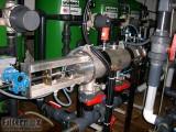 Balık çiftliği için su filtresi