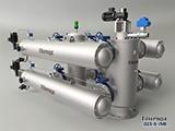 Filternox KQR-B-VMR endüstriyel su arıtıcı