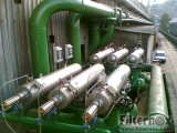 steel industry water filter PFH