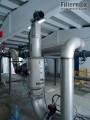prefiltration of WWTP inlet water (Turkey)